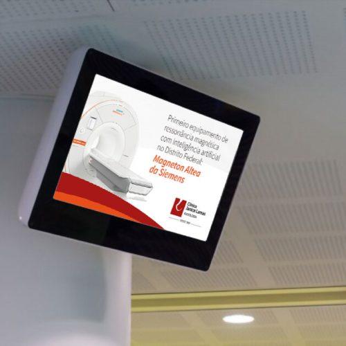 Marketing Médico Digital - TV Interna Clínica Janice Lamas