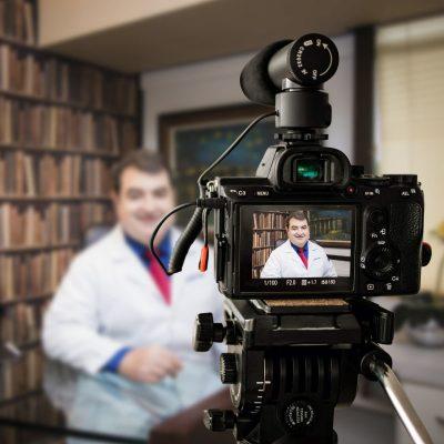 Marketing Médico Digital - Dr. Antônio Carlos