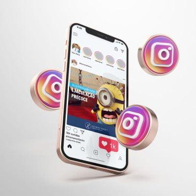 Marketing Médico Digital - Social media urologista