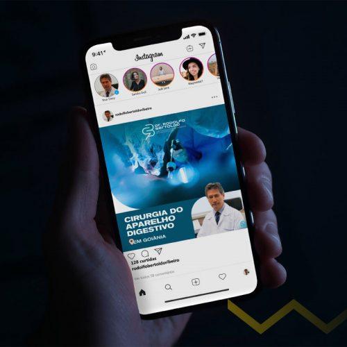 Marketing Médico Digital - Redes sociais médico