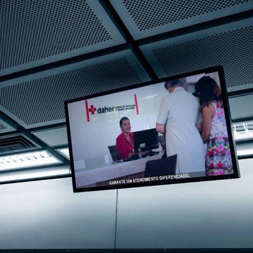 Marketing Médico Digital - TV Interna Hospital